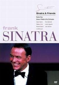 Cover Frank Sinatra - Sinatra & Friends [DVD]